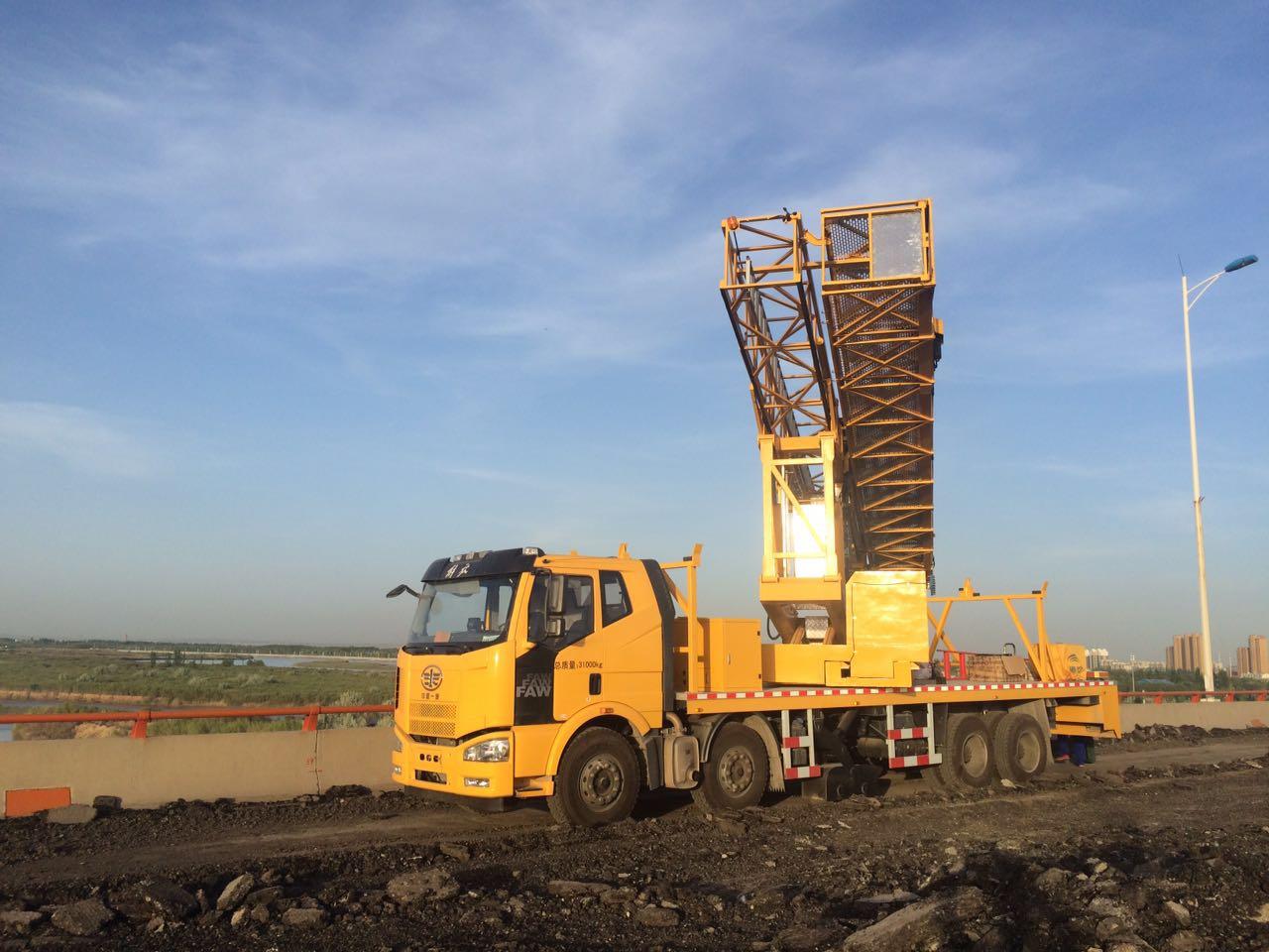 桁架式桥检车18米